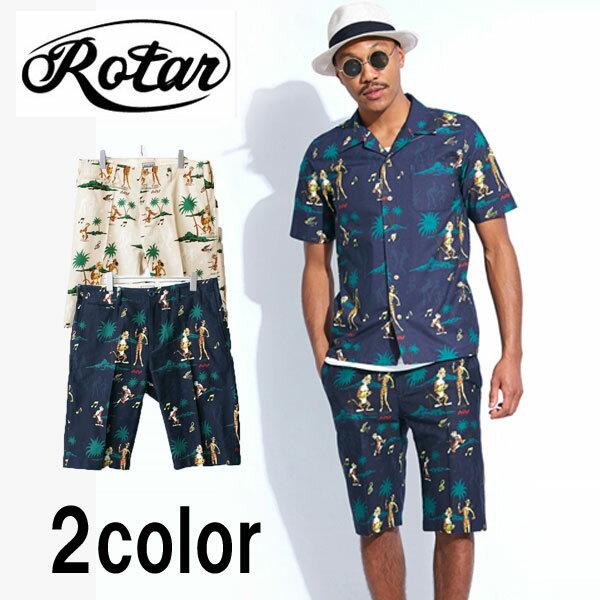 【ROTAR】 ローター Calypso Short pants カリプソショートパンツ 10P18Jun16