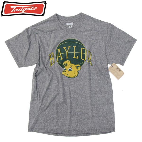 【TAILGATE】(テイルゲート) BAYLOR S/S プリント Tシャツ SAFARI LOUNGE サファリ ラウンジ 2nd セカンド
