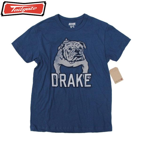【TAILGATE】(テイルゲート) DRAKE S/S プリント Tシャツ SAFARI LOUNGE サファリ ラウンジ 2nd セカンド