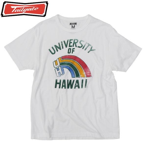 【TAILGATE】(テイルゲート) HAWAII S/S プリント Tシャツ SAFARI LOUNGE サファリ ラウンジ 2nd セカンド