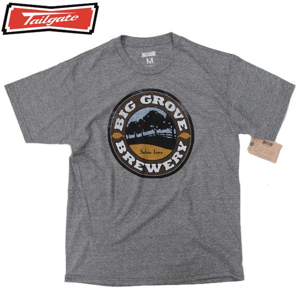 【TAILGATE】(テイルゲート) BIG GROVE BREWERY S/S プリント Tシャツ SAFARI LOUNGE サファリ ラウンジ 2nd セカンド
