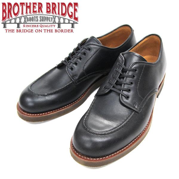 【BROTHER BRIDGE】(ブラザーブリッジ)JAMES #BBB-D007 BLACK HORWEEN CHROMEXCEL (ホーウィン社 クロムエクセルレザー)