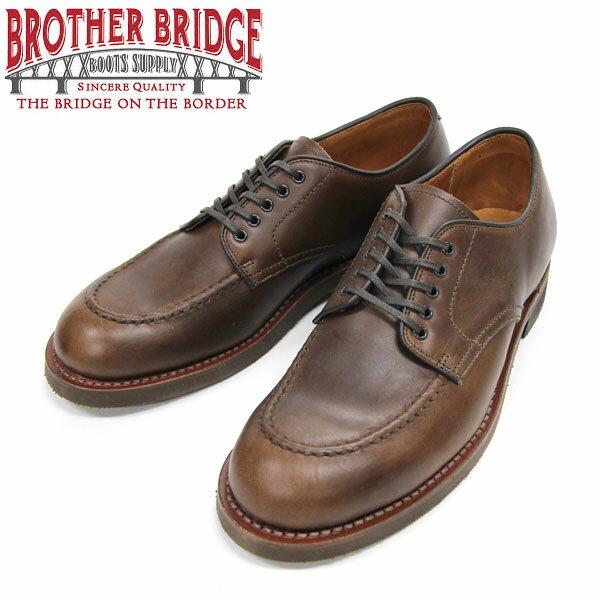 【BROTHER BRIDGE】(ブラザーブリッジ)JAMES #BBB-D007 BRN HORWEEN CHROMEXCEL (ホーウィン社 クロムエクセルレザー)