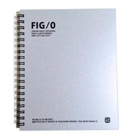 FIG/0プレミアム スケッチブック SV(シルバー)
