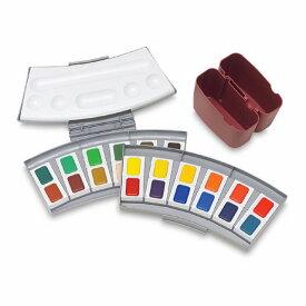 ペリカン固形水彩絵具725Dシリーズ 24色セット
