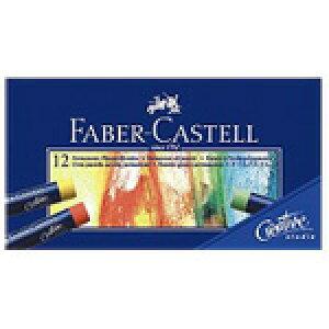 ファーバーカステル CREATIVE STUDIO オイルパステル 12色セット