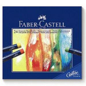 ファーバーカステル CREATIVE STUDIO オイルパステル 24色セット