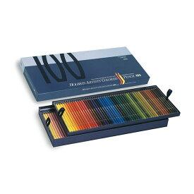ホルベイン アーチスト色鉛筆 100色セット(紙函入)