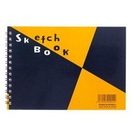 マルマン 図案スケッチブック B6 S160