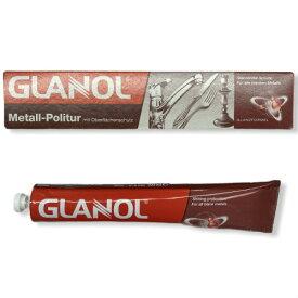GLANOL グラノール メタルポリッシュ 金属磨き 研磨 くすみ 除去 光沢 表面保護