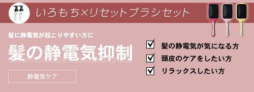 【選べるカラー】iro-mochiいろもちカラーリペア&コイズミビジョーナリセットブラシセット【カラー復元&静電気抑制】