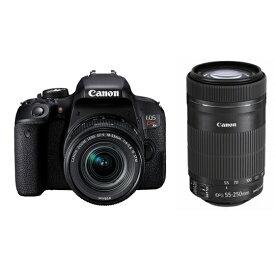 【新品】Canon キヤノン EOS Kiss X9i・ダブルズームキット