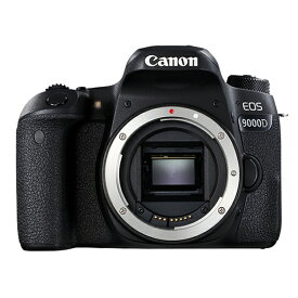 【新品】Canon キヤノン EOS 9000D・ボディー(レンズ別売り)