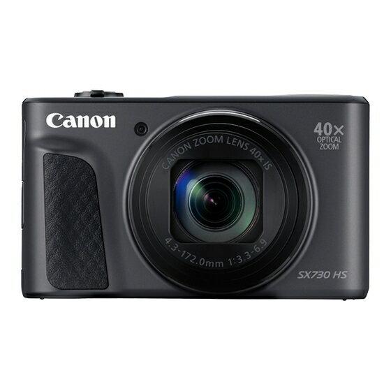 キヤノン CANON デジタルカメラ PowerShot SX730 HS(ブラック)