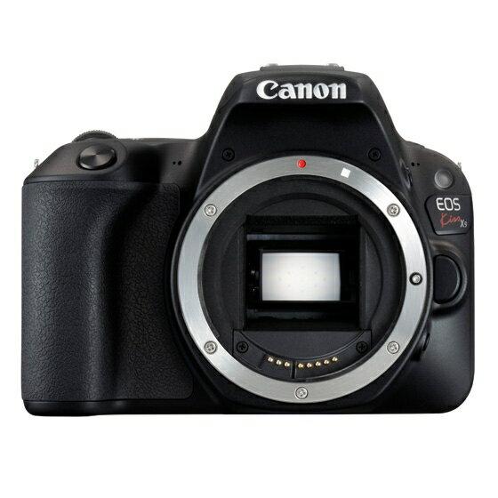 【新品】Canon キヤノン EOS Kiss X9(ブラック)・ボディー(レンズ別売り)
