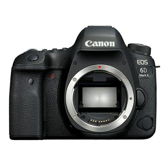 Canon キヤノン EOS 6D Mark II・ボディー(レンズ別売り)