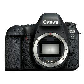 【新品】キヤノン Canon EOS 6D Mark II ボディー (レンズ別売り)