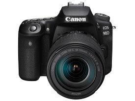 【新品】Canon キヤノン EOS 90D EF-S 18-135 IS USM レンズキット [ボディ+交換レンズ「EF-S 18-135 IS USM」]