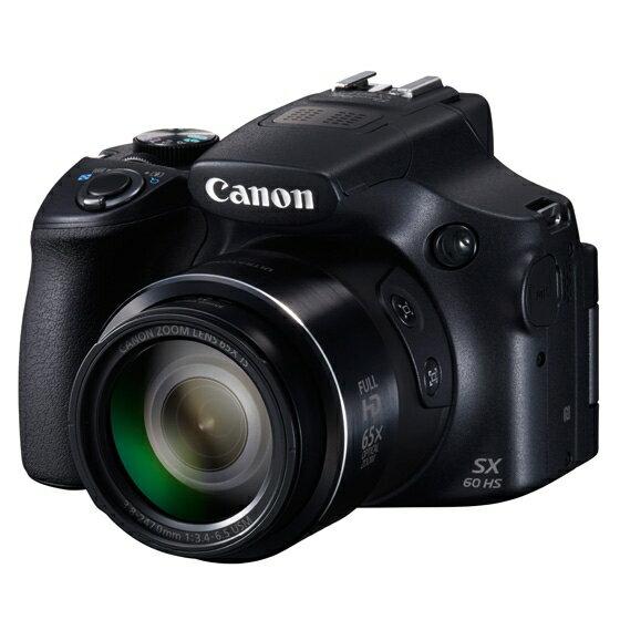キヤノン CANON デジタルカメラ パワーショット SX60 HS(D)