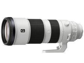 ソニー SONY FE 200-600mm F5.6-6.3 G OSS [SEL200600G](フルサイズ対応 Eマウント)