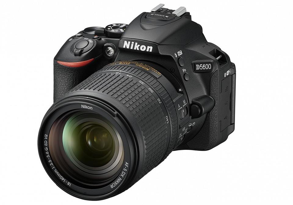 ニコン D5600 18-140 VR レンズキット