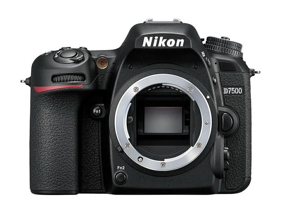 Nikon ニコン D7500 ボディー(レンズ別売り)