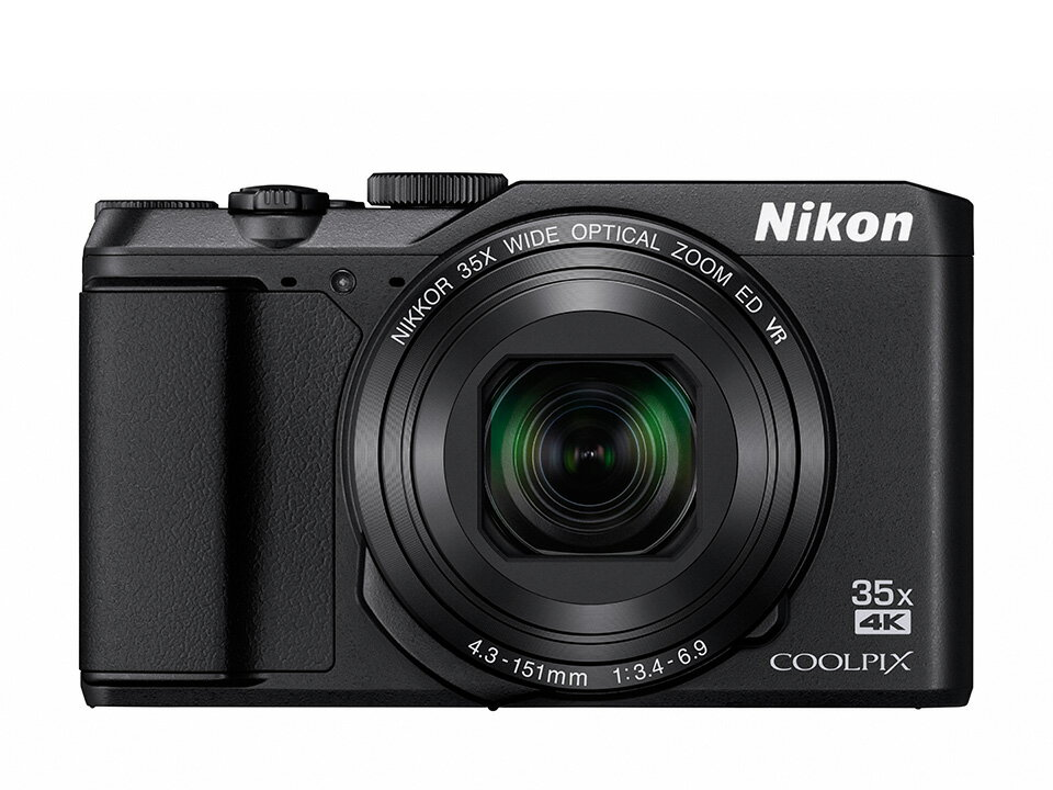 ニコン NIKON COOLPIX A900 ブラック