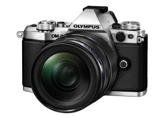 OLYMPUS オリンパス OM-D E-M5 Mark II 12-40mm F2.8 レンズキット(シルバー)