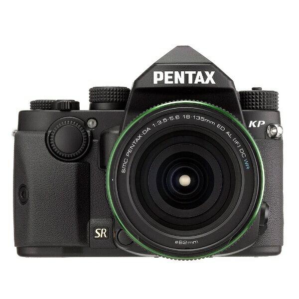 【新品】PENTAX ペンタックス KP 18-135WR レンズキット ブラック