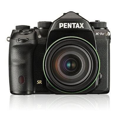 【新品】PENTAX K-1 Mark II 28-105 WR レンズキット