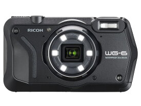 リコー RICOH WG-6 ブラック