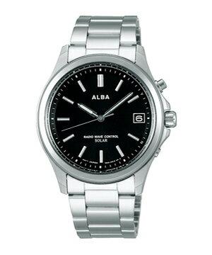 【新品】ALBA AEFY502 SEIKO アルバ セイコー ソーラー 電波時計