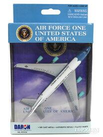 747 エアフォースワン アメリカ大統領専用機 ノンスケールDARON飛行機/模型/完成品 [RT5734]