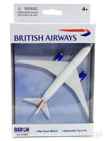 B787 ブリティッシュ・エアウェイズ ノンスケールDARON飛行機/模型/完成品 [RT6005]