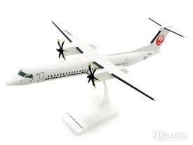 ボンバルディアDHC8-Q400 JAC 日本エアコミューター JA846C (ギアなし・スタンド専用) 1/100 ※プラ製 2017年4月5日発売 EVERRISE飛行機/模型/完成品 [BJQ1180]