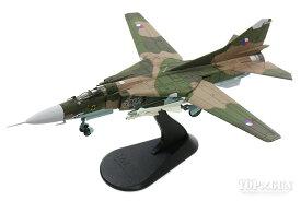 MiG-23MF チェコスロバキア空軍 第1戦闘航空連隊 第2飛行隊 チェスケー・ブジェヨヴィツェ基地 92年 #3922 1/72 2017年11月3日発売Hobby Master/ホビーマスター飛行機/模型/完成品 [HA5305]