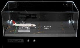Roteiro2s 滑走路 羽田空港再現 ジオラマ光ファイバー組込式ライトアップセット 1/400スケール用 ※受注生産 デルタグルーヴ/Delta Groove 飛行機/模型/完成品 [R2-34LL]