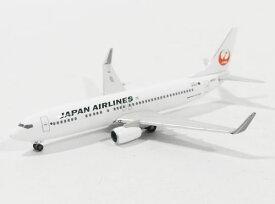 ボーイング B737-800w 日本航空 新鶴丸塗装 ウイングレット付 JA312J 1/500 2014年10月3日発売JALUX飛行機/模型/完成品 [BJE3024]