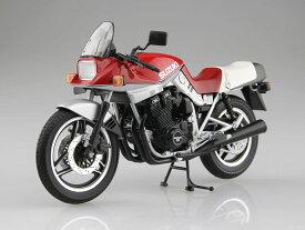 SUZUKI GSX1100S KATANA SE(赤/銀) 1/12 AOSHIMA/アオシマ[105238]