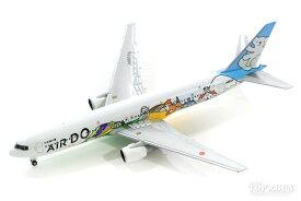 767-300 AIR DO エア・ドゥ 特別塗装 「ベア・ドゥ北海道JET」 JA602A 1/500 2019年3月12日発売 herpa/ヘルパウィングス飛行機/模型/完成品 [531016]