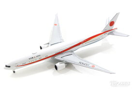 ボーイング 777-300ER 日本国政府専用機 新塗装 80-1111 1/500 2019年6月5日発売 herpa/ヘルパウィングス飛行機/模型/完成品 [532778]
