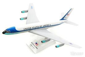 VC-137C(707-300) アメリカ空軍 米国大統領専用機(旧型) エアフォースワン 27000 (ギアなし/スタンド付属) 1/150 ※プラ製 2019年6月28日発売 Skymarks/スカイマークス 飛行機/模型/完成品 [SKR312]