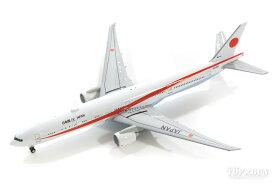 777-300ER 航空自衛隊 日本国政府専用機 1号機 WiFiアンテナ装備 80-1111 (スタンド付属) 1/500 2019年8月1日発売 EVERRISE/エバーライズ飛行機/模型/完成品 [5001111]