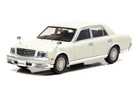 CAR-NEL(カーネル) トヨタ センチュリー (GZG50) 2010 (Pearl White) 1/43 500台限定生産 [CN431006]