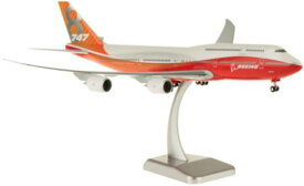 ボーイング 747-8i ボーイング社 ハウスカラー (ギア/スタンド付属) 1/200 ※プラ製 2018年12月5日発売 hogan Wings/ホーガンウイングス飛行機/模型/完成品 [10864GR]
