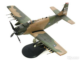 A-1H アメリカ空軍 第56特殊作戦航空団 第1特殊作戦飛行隊 ナコンパノム基地・タイ 68年 TC609/#34609 「ザ・グッド・ブッダ」1/72 2020年6月26日発売 Hobby Master/ホビーマスター飛行機/模型/完成品 [HA2915]