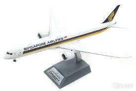 ボーイング 787-10 シンガポール航空 9V-SCI 1/200 ※金属製 2020年9月11日発売WB Models飛行機/模型/完成品 [WB-787-10-001]