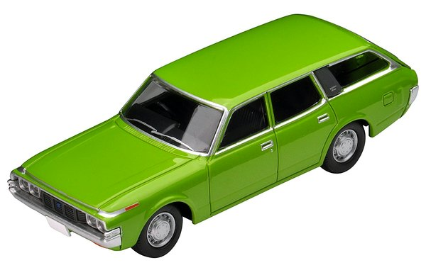 トミカリミテッドヴィンテージNEO LV-N163a クラウンバン 73年式(緑) 2018年1月発売