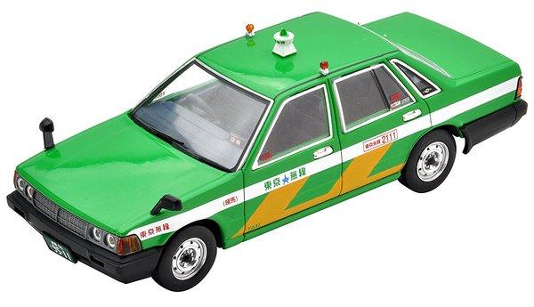 トミカリミテッドヴィンテージNEO43 LV-N43-13a 日産セドリックタクシー(東京無線) 2017年2月発売