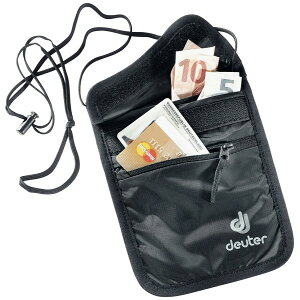 ドイター 隠し財布 セキュリティーワレットII ブラック D3942116-7000